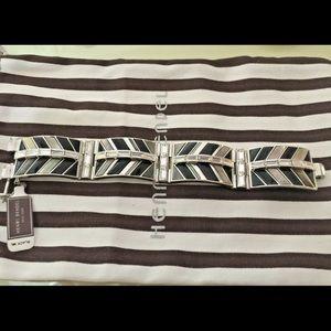 NWT  Henri Bendel Vintage Bracelet with Pouch